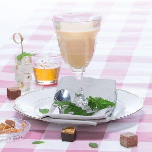 Dessert Karamel Toffee