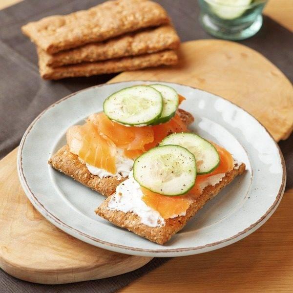 Powerslim Crackers