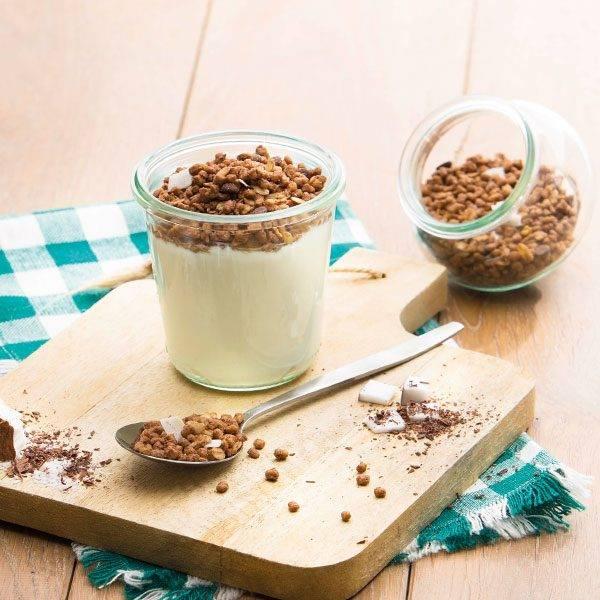 Muesli Pure Chocolade Kokos