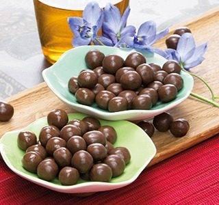 Chocoladeparels