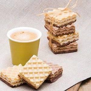 Variatie Wafels Mokka Vanille & Chocolade