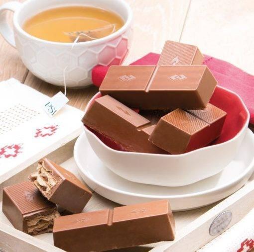 Reep Melk Chocolade Chunk