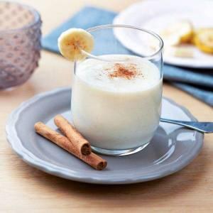 Dessert Banaan Kaneel