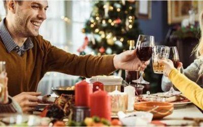 6 tips om slank de feestdagen door te komen