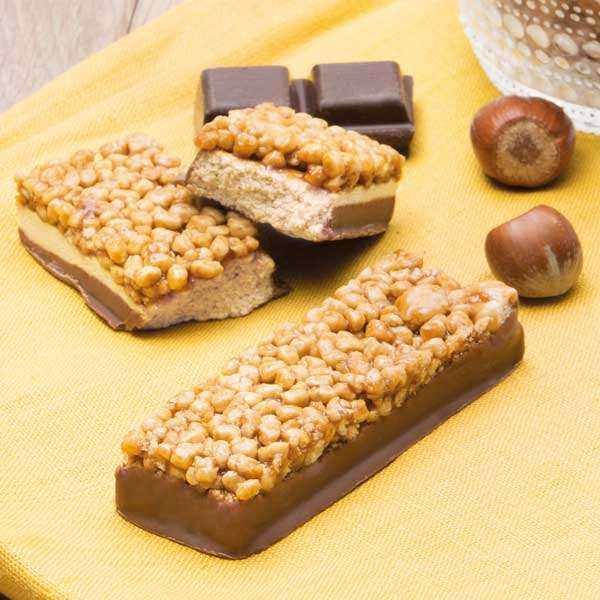 Reep Hazelnoot Nougat Crunch