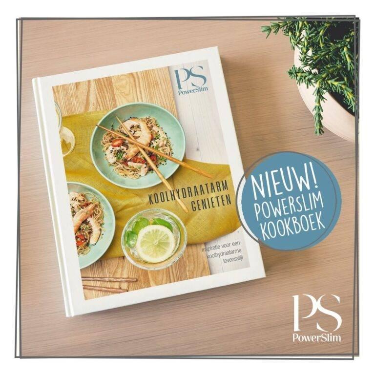 Kookboek Koolhydraatarm genieten