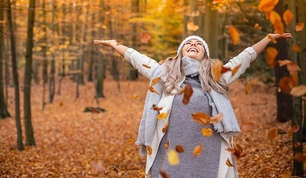 voel je goed in de herfst