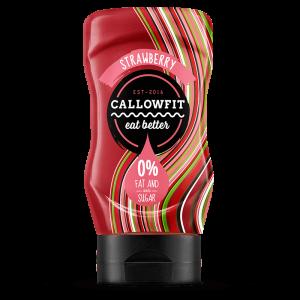 Callowfit Strawberry Saus